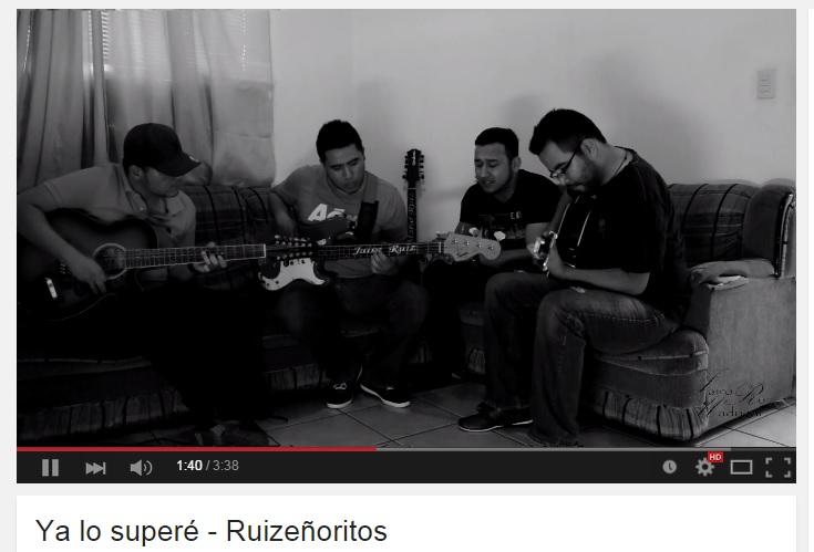 Ya lo superé - Ruizeñoritos