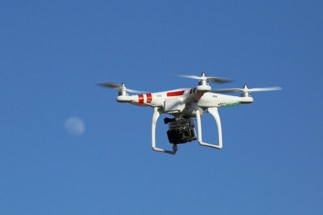 dron prohibido suecia tecnología