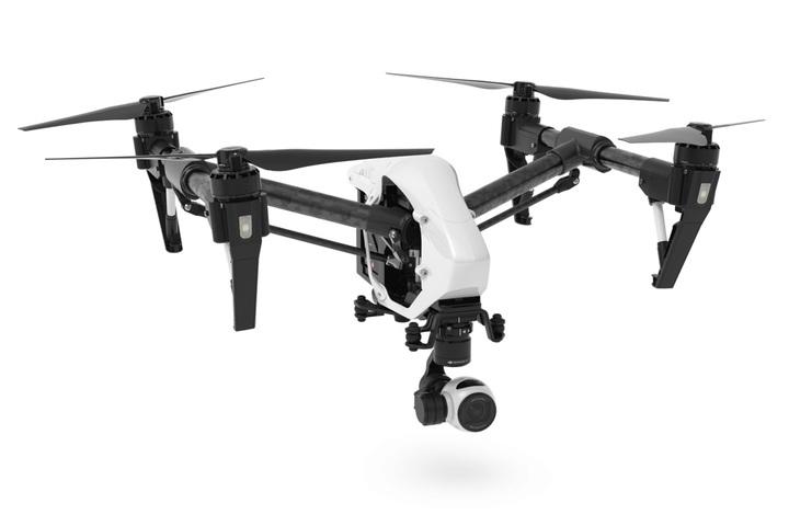 volar drone phantom dji desde arriba producciones