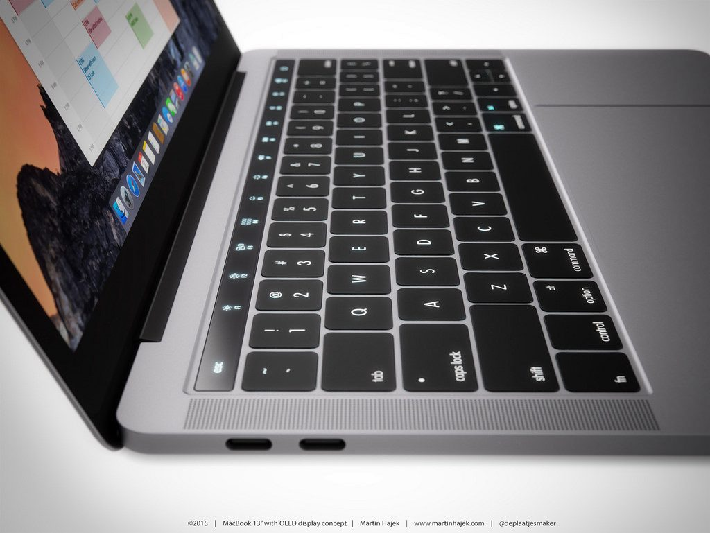 macbook touchbar apple