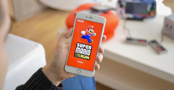 super mario run android nintendo