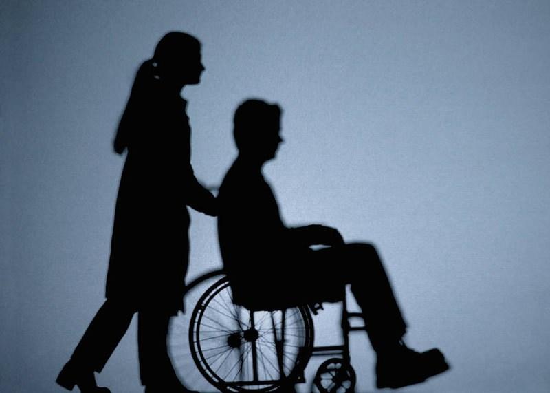 silla de ruedas mente