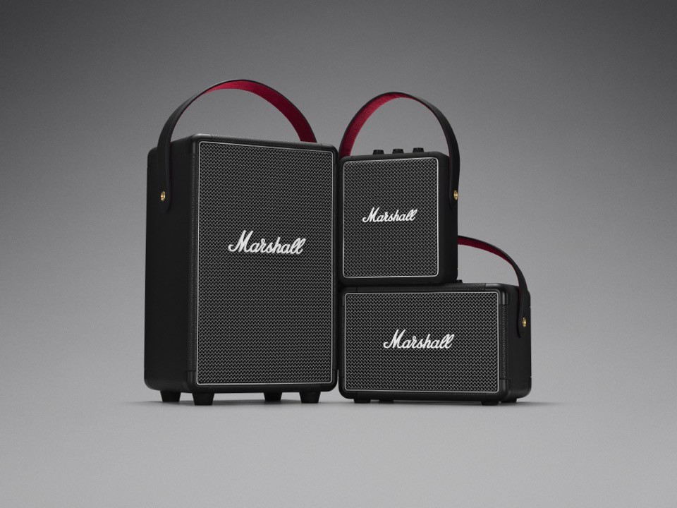 marshall bocinas bluetooth