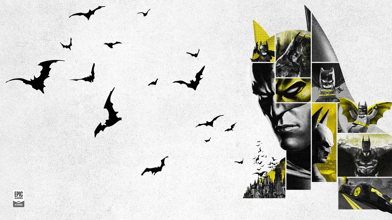 batman 80 años epic games gratis